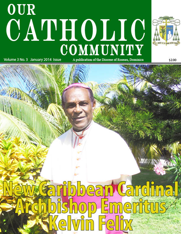 January Publication Front page